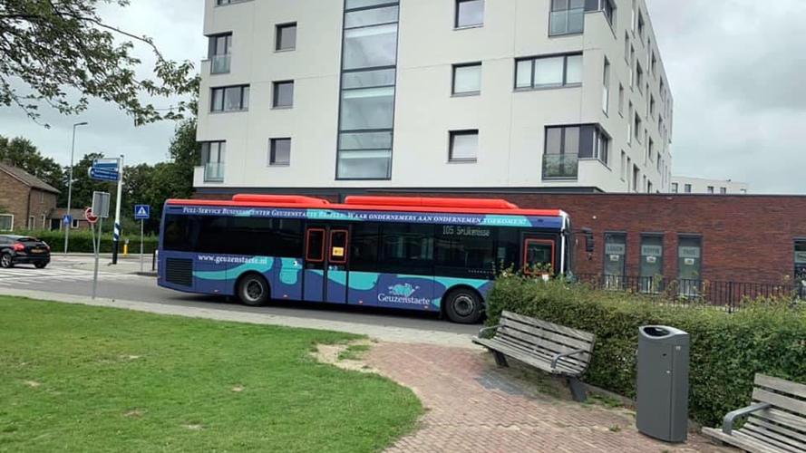 De Geuzenstaete Bus